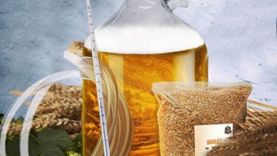 Få dig et ølbrygningssæt i dag